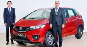 2018 Honda Jazz facelift India launch