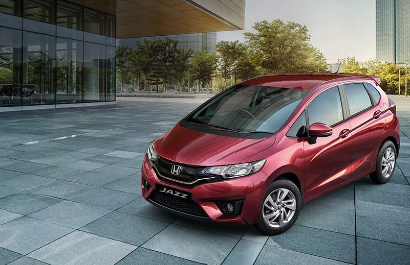 Honda Jazz Top