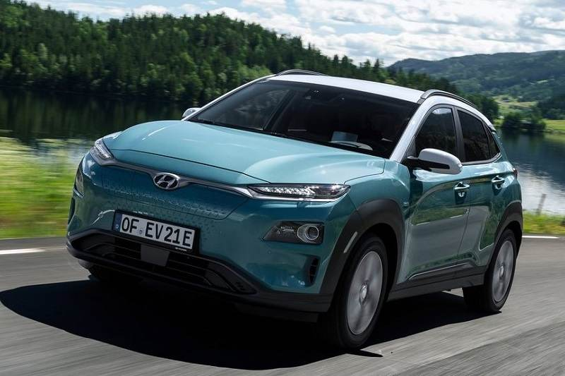 Hyundai Kona Electric India Launch