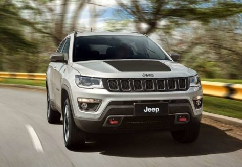 Jeep Compass Trailhawk SUV