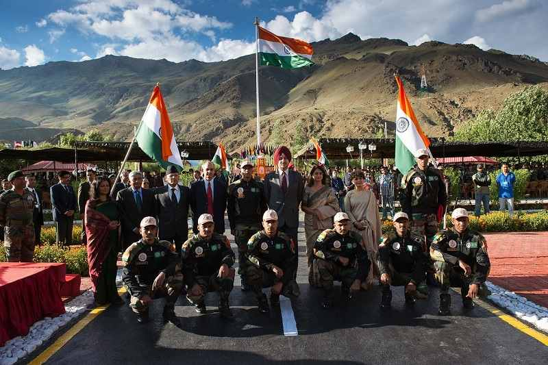 Kargil Vijay Diwas celebration