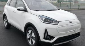 Kia KX3 EV