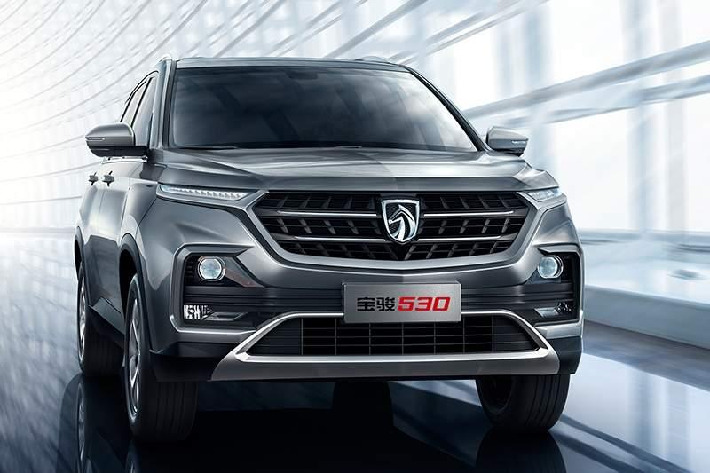 MG Baojun 530 India