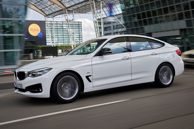 2018 BMW 320d Gran Turismo Sport