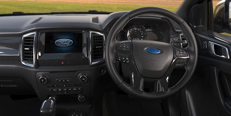 New Ford Endeavour 2019 Interior
