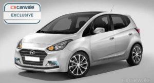 New Hyundai Santro Rendering (1)
