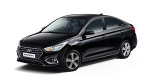 New Hyundai Verna June Sales