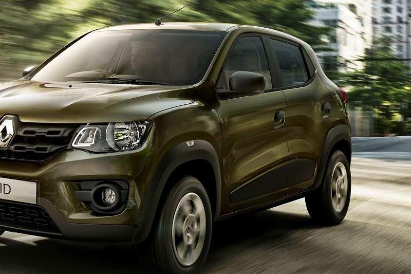 New Renault Kwid 2019