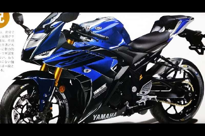New Yamaha YZF R25 2019 Rendering