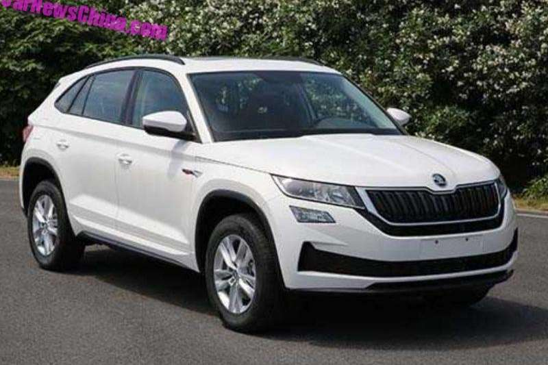 Skoda Kodiaq GT Coupe Features