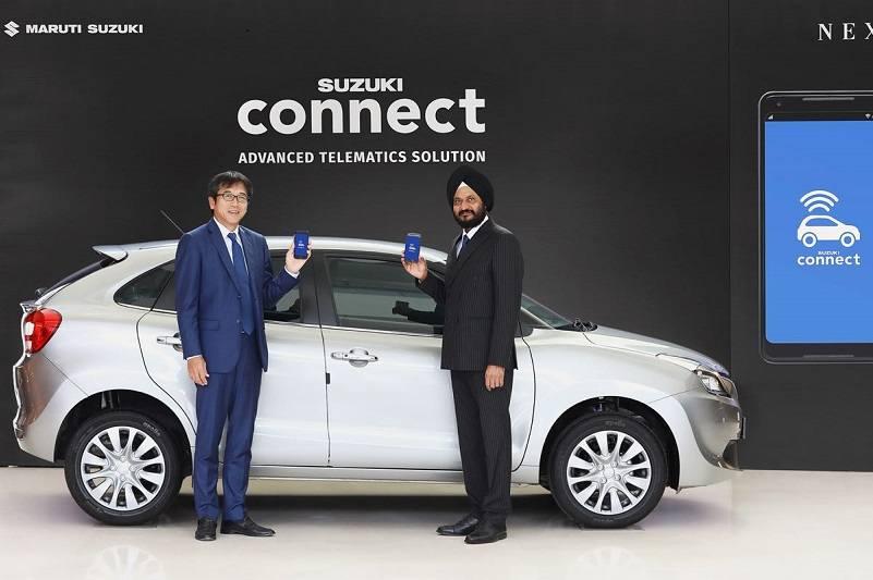 Suzuki Connect