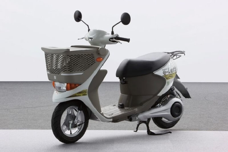 Suzuki Electric Scooter