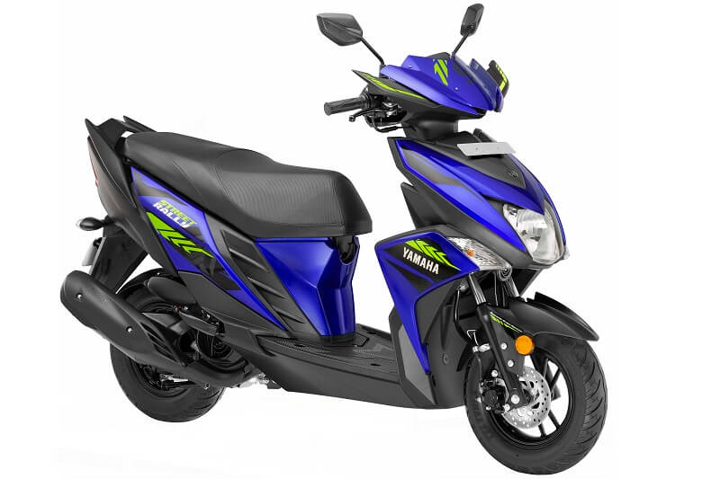 Yamaha Ray ZR Street Rally Edition Price