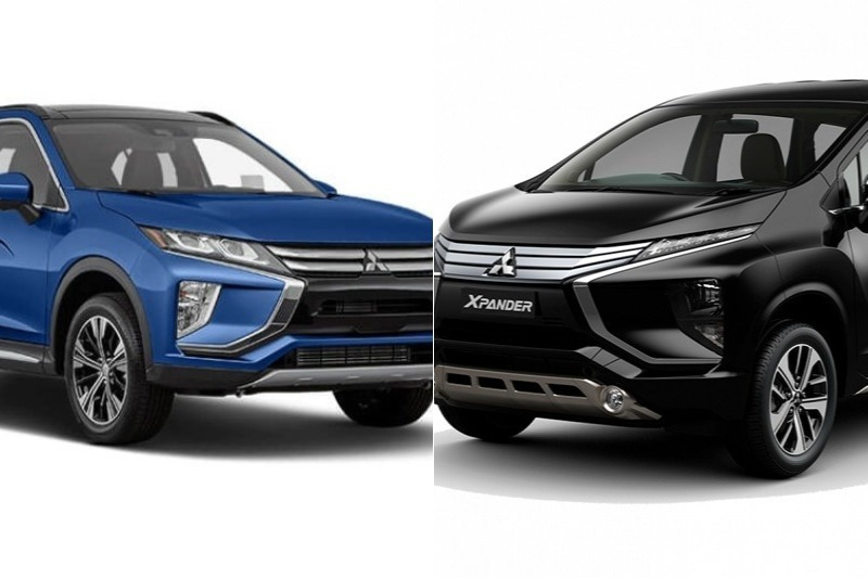 2 New Mitsubishi SUVs