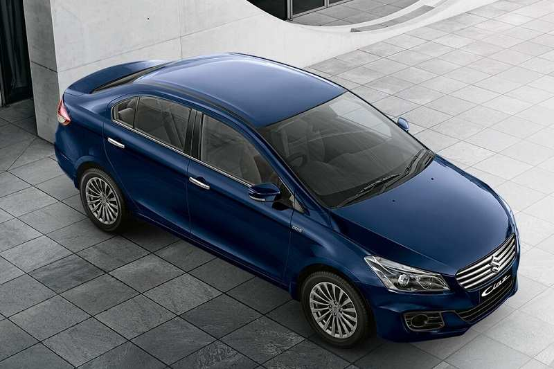 New Maruti Ciaz Facelift 2018