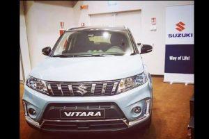 2019 Suzuki Vitara Images Front (1)