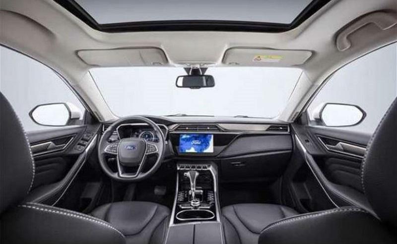 Ford Territory SUV Interior