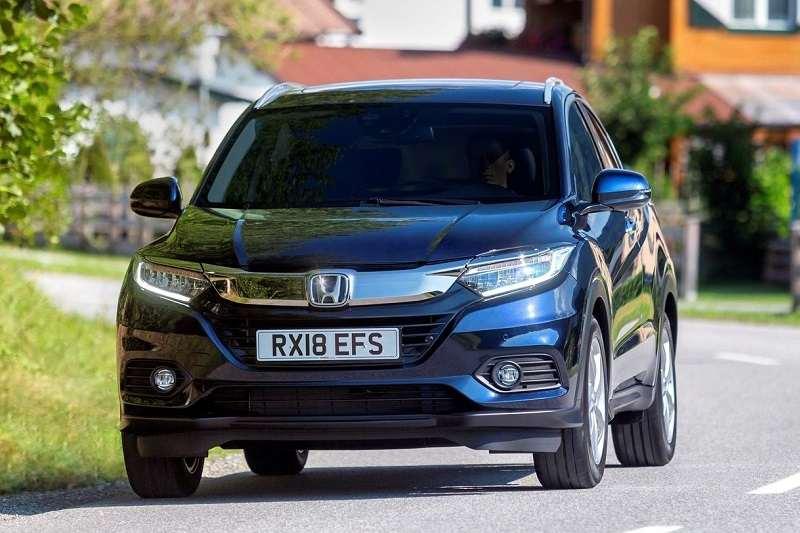 Honda HRV India Details