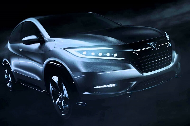 New Honda Compact SUV (Ford EcoSport Rival) Debut in 2021