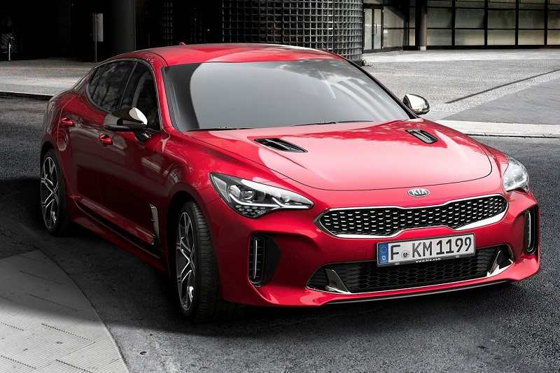 Kia Stinger GT India Launch