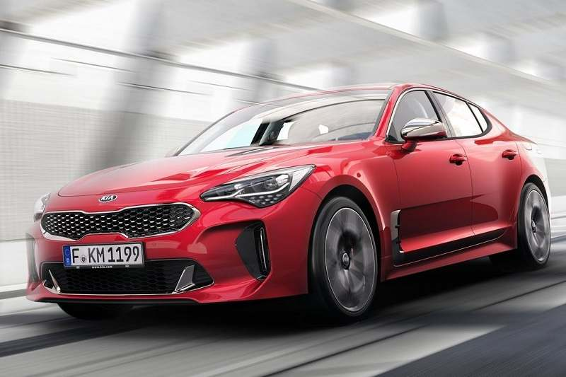 Kia Stinger GT India Specifications