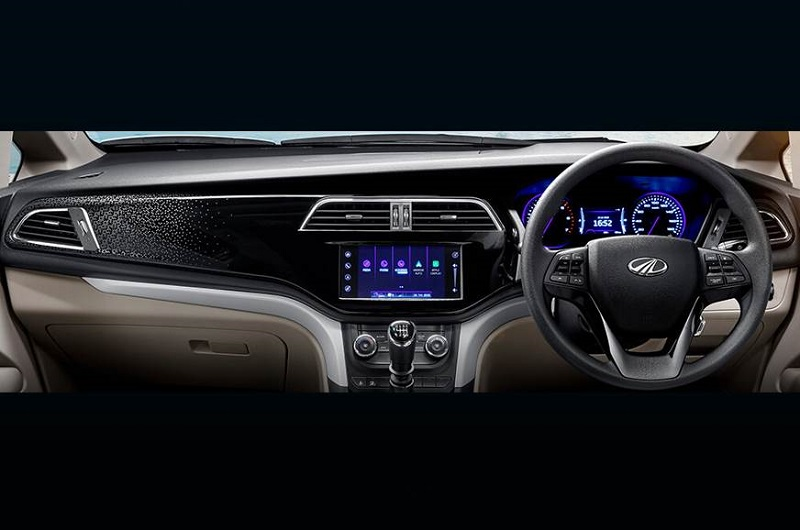 Mahindra Marazzo Dashboard Design