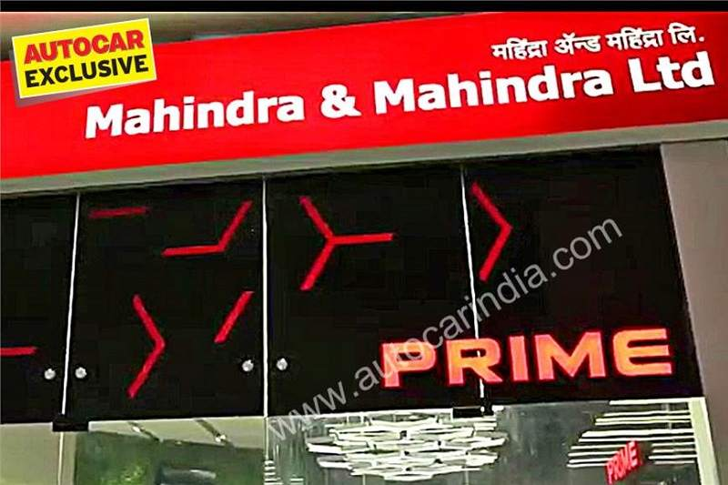 Mahindra Prime Zone