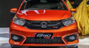 New 2019 Honda Brio RS Revealed