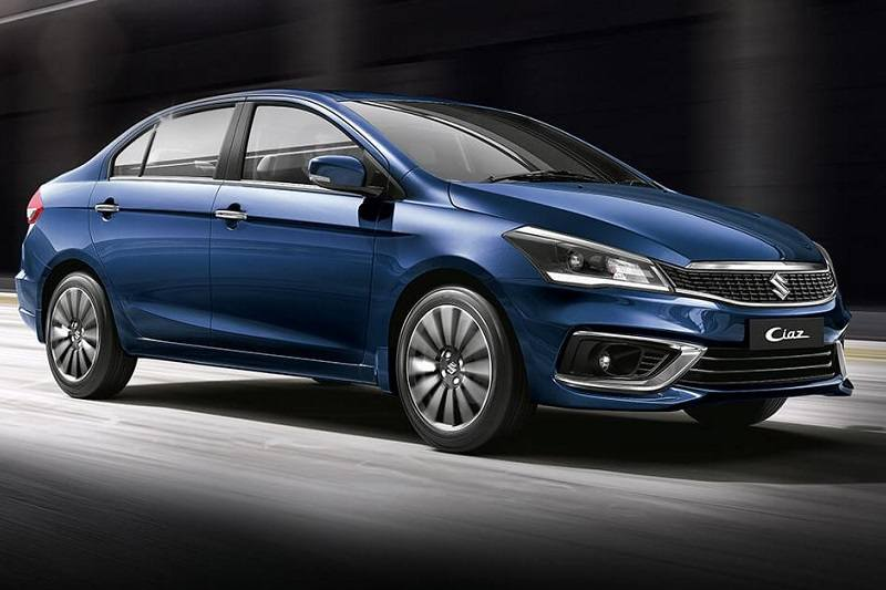 New Maruti Ciaz 2018 Facelift 1