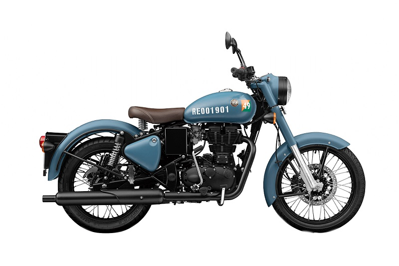 Royal Enfield Classic 350 Signals price