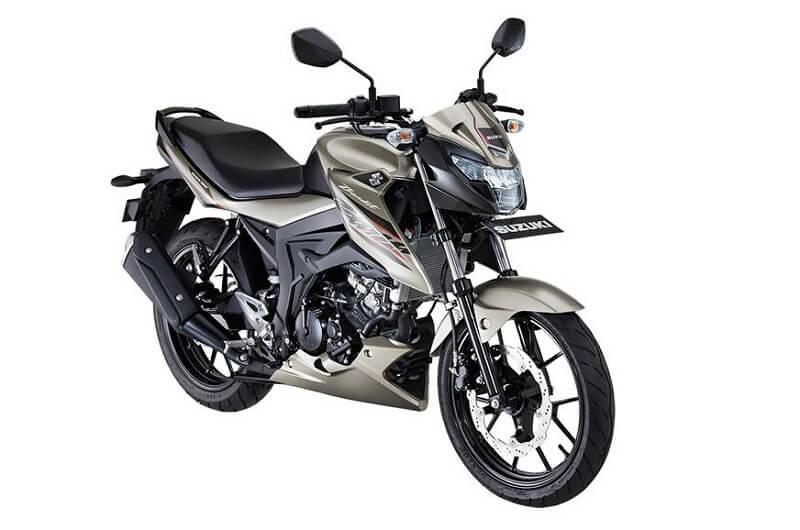 Suzuki Bandit 150 Features