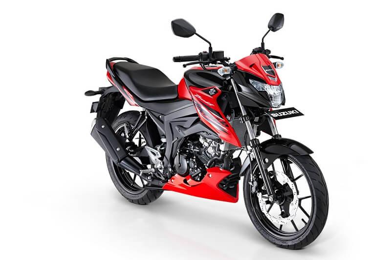 Suzuki Bandit 150 Unveiled