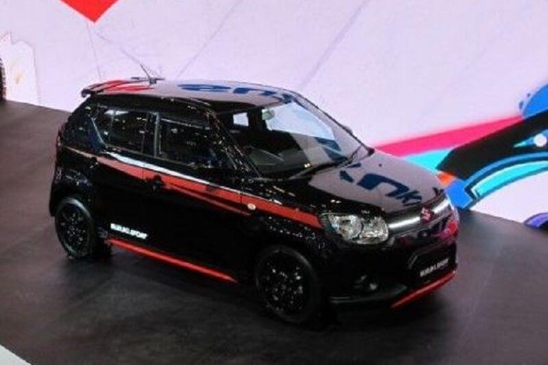 Suzuki Ignis Sport