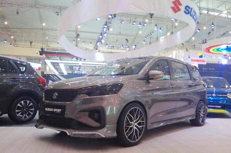 Suzuki Sport Ertiga Concept