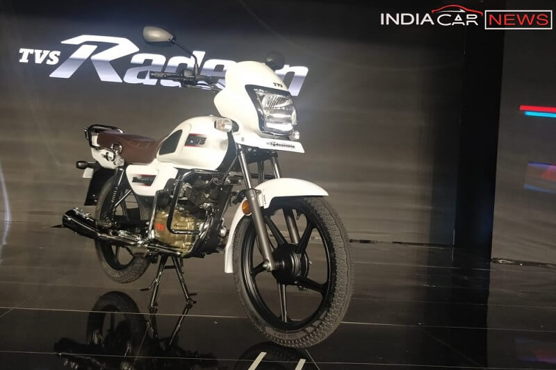 Tvs Radeon 110cc Bike Launched In India Price Details