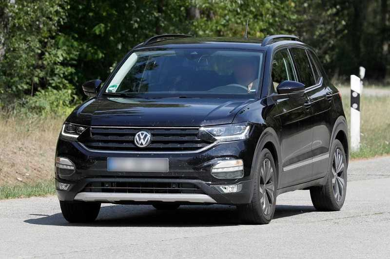Volkswagen T-Cross Clear Images