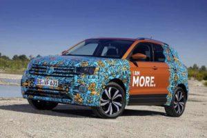 Volkswagen T-Cross SUV India