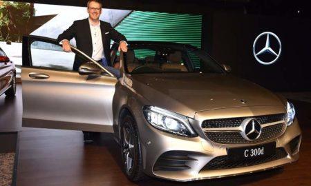 2018 Mercedes C-Class India Price