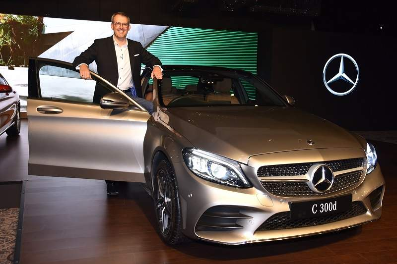 2018 Mercedes C Class Facelift Launched Prices Start From Rs 40 Lakh