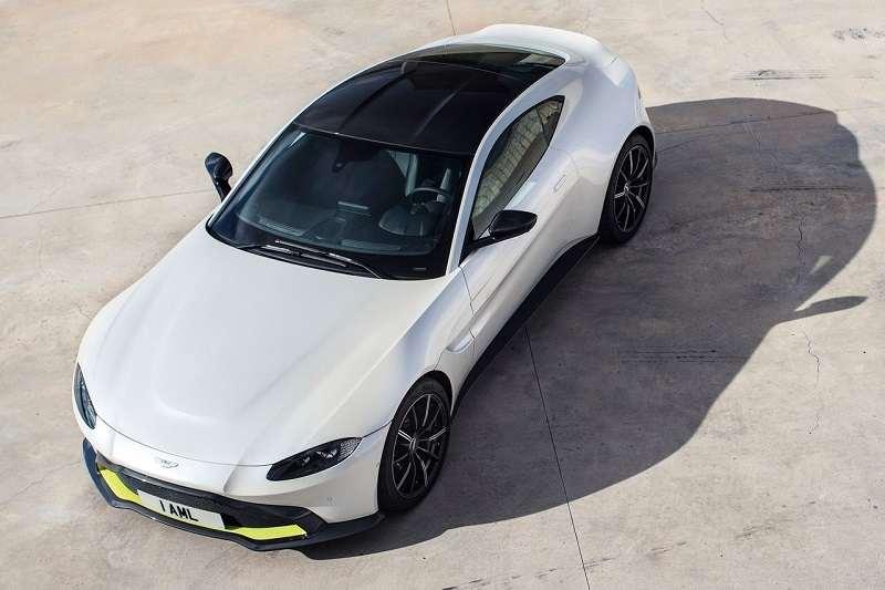 2019 Aston Martin Vantage India Price India Car News