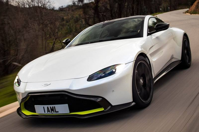 2019 Aston Martin Vantage Price in India