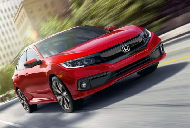 2019 Honda Civic India Price