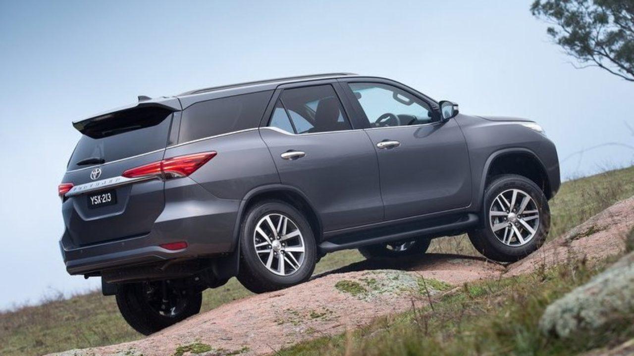 2019 Toyota Fortuner Facelift Price, Specs, Interior, Mileage