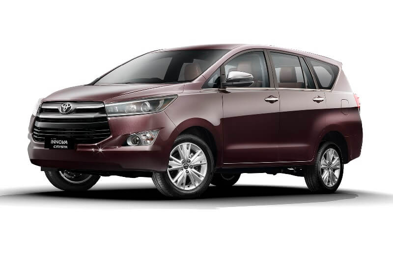 2019 Toyota Innova Crysta Price Specifications And Other Details