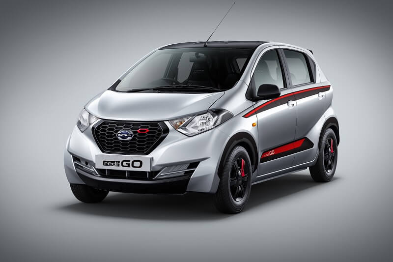 Datsun Redi GO Limited Edition 2018 Launched For Festive ...