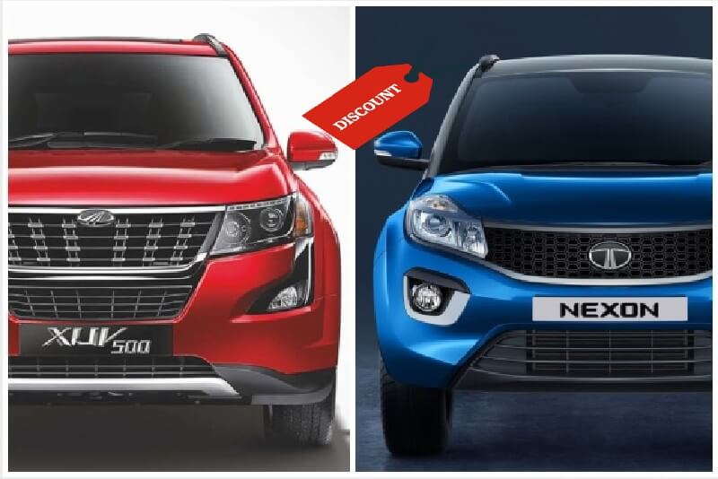 Discounts On SUVs In India