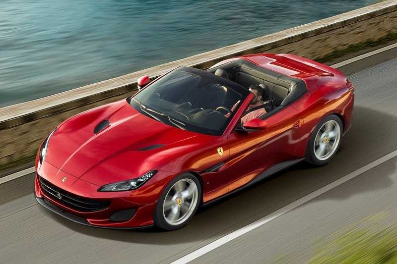 Ferrari Portofino India Specs