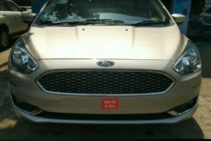Ford Aspire Facelift (1)
