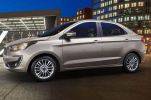 Ford Aspire facelift bookings
