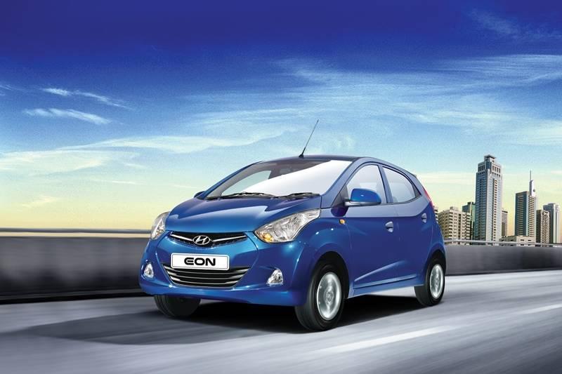 Hyundai Eon Discounts